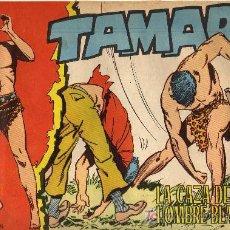 Tebeos: TAMAR - Nº 123 - BORRELL/ACEDO - EDICIONES TORAY 1961 - ORIGINAL, NO FACSIMIL. Lote 11313357