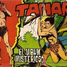 Tebeos: TAMAR - Nº 118 - BORRELL/ACEDO - EDICIONES TORAY 1961 - ORIGINAL, NO FACSIMIL. Lote 11313365