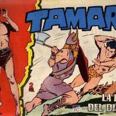 Tebeos: TAMAR - Nº 106 - BORRELL/ACEDO - EDICIONES TORAY 1961 - ORIGINAL, NO FACSIMIL. Lote 11313370