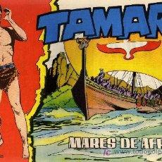 Tebeos: TAMAR - Nº 103 - BORRELL/ACEDO - EDICIONES TORAY 1961 - ORIGINAL, NO FACSIMIL. Lote 11313371