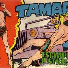 Tebeos: TAMAR - Nº 102 - BORRELL/ACEDO - EDICIONES TORAY 1961 - ORIGINAL, NO FACSIMIL. Lote 11313373
