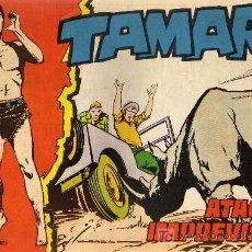 Tebeos: TAMAR - Nº 100 - BORRELL/ACEDO - EDICIONES TORAY 1961 - ORIGINAL, NO FACSIMIL. Lote 11313379