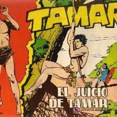 Tebeos: TAMAR - Nº 99 - BORRELL/ACEDO - EDICIONES TORAY 1961 - ORIGINAL, NO FACSIMIL. Lote 11313383