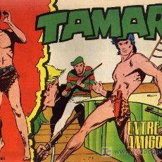 Tebeos: TAMAR - Nº 98 - BORRELL/ACEDO - EDICIONES TORAY 1961 - ORIGINAL, NO FACSIMIL. Lote 11313384