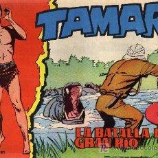 Tebeos: TAMAR - Nº 96 - BORRELL/ACEDO - EDICIONES TORAY 1961 - ORIGINAL, NO FACSIMIL. Lote 11313386