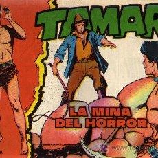 Tebeos: TAMAR - Nº 93 - BORRELL/ACEDO - EDICIONES TORAY 1961 - ORIGINAL, NO FACSIMIL. Lote 11313391