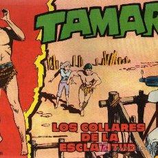 Tebeos: TAMAR - Nº 92 - BORRELL/ACEDO - EDICIONES TORAY 1961 - ORIGINAL, NO FACSIMIL. Lote 11313392