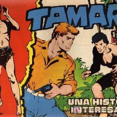 Tebeos: TAMAR - Nº 88 - BORRELL/ACEDO - EDICIONES TORAY 1961 - ORIGINAL, NO FACSIMIL. Lote 11313409