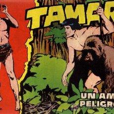 Tebeos: TAMAR - Nº 87 - BORRELL/ACEDO - EDICIONES TORAY 1961 - ORIGINAL, NO FACSIMIL. Lote 11313412