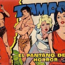 Tebeos: TAMAR - Nº 86 - BORRELL/ACEDO - EDICIONES TORAY 1961 - ORIGINAL, NO FACSIMIL. Lote 11313415