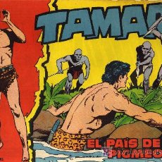 Tebeos: TAMAR - Nº 75 - BORRELL/ACEDO - EDICIONES TORAY 1961 - ORIGINAL, NO FACSIMIL. Lote 11313420