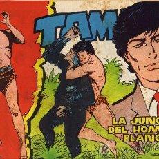 Tebeos: TAMAR - Nº 30 - BORRELL/ACEDO - EDICIONES TORAY 1961 - ORIGINAL, NO FACSIMIL. Lote 11313437