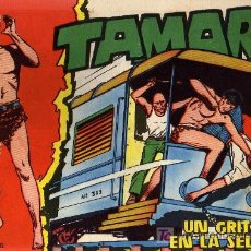 Tebeos: TAMAR - Nº 24 - BORRELL/ACEDO - EDICIONES TORAY 1961 - ORIGINAL, NO FACSIMIL. Lote 11313452