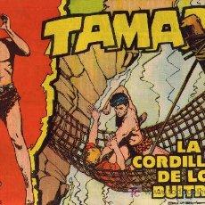 Tebeos: TAMAR - Nº 12 - BORRELL/ACEDO - EDICIONES TORAY 1961 - ORIGINAL, NO FACSIMIL. Lote 11313467