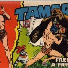 Tebeos: TAMAR - Nº 11 - BORRELL/ACEDO - EDICIONES TORAY 1961 - ORIGINAL, NO FACSIMIL. Lote 11313469