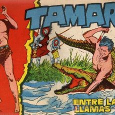 Tebeos: TAMAR - Nº 10 - BORRELL/ACEDO - EDICIONES TORAY 1961 - ORIGINAL, NO FACSIMIL. Lote 11313470