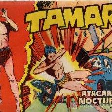 Tebeos: TAMAR - Nº 9 - BORRELL/ACEDO - EDICIONES TORAY 1961 - ORIGINAL, NO FACSIMIL. Lote 11313472