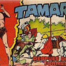 Tebeos: TAMAR - Nº 8 - BORRELL/ACEDO - EDICIONES TORAY 1961 - ORIGINAL, NO FACSIMIL. Lote 11313482