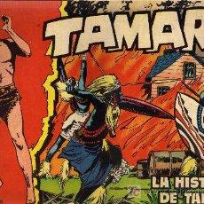 Tebeos: TAMAR - Nº 4 - BORRELL/ACEDO - EDICIONES TORAY 1961 - ORIGINAL, NO FACSIMIL. Lote 11313491