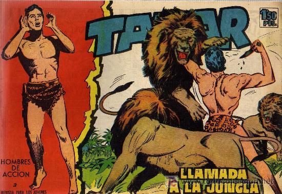 TAMAR - Nº 3 - BORRELL/ACEDO - EDICIONES TORAY 1961 - ORIGINAL, NO FACSIMIL (Tebeos y Comics - Toray - Tamar)