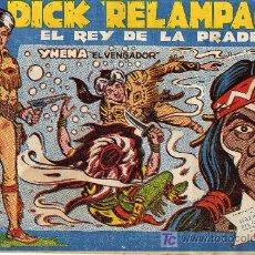 Tebeos: DICK RELÁMPAGO - Nº 67 - IRANZO - EDICIONES TORAY 1959 - ORIGINAL, NO FACSIMIL. Lote 11313588