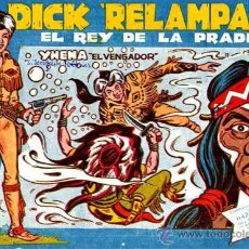 Tebeos: DICK RELAMPAGO Nº 11 (ORIGINAL). Lote 11677790