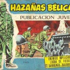 Tebeos: HAZAÑAS BELICAS - NÚMERO 370. Lote 11685502