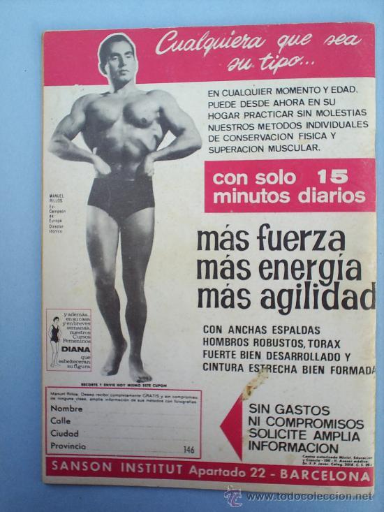 Tebeos: HAZAÑAS DEL OESTE-N.213-1970-TORAY - Foto 2 - 11841671
