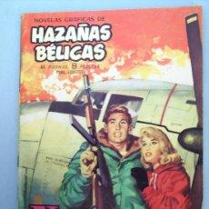 Tebeos: HAZAÑAS BELICAS-N. 50--EL DOBLE-. Lote 26701718