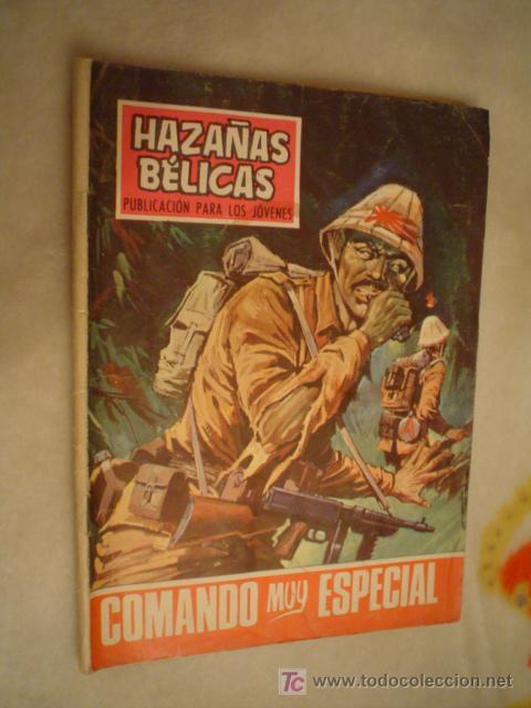 HAZAÑAS BÉLICAS Nº 189. EDICIONES TORAY, 1968 // TEBEOS EL ARCHIVISTA (Tebeos y Comics - Toray - Hazañas Bélicas)