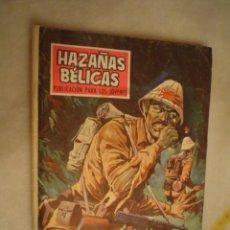 Tebeos: HAZAÑAS BÉLICAS Nº 189. EDICIONES TORAY, 1968 // TEBEOS EL ARCHIVISTA. Lote 26478380