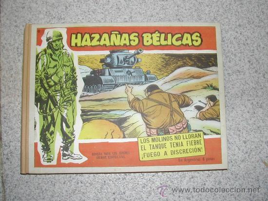 HAZAÑAS BELICAS EXTRA ROJO GORILA JOHNNY COMANDO TORAY TOMO EDITORIAL CON OCHO NºS (Tebeos y Comics - Toray - Hazañas Bélicas)