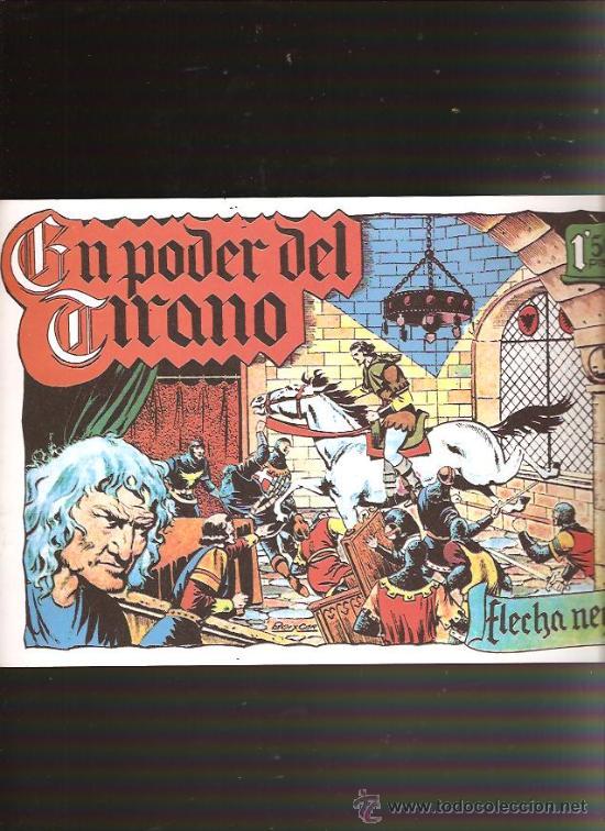 FLECHA NEGRA (Tebeos y Comics - Toray - Flecha Negra)