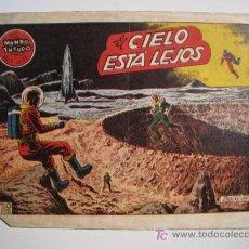 Tebeos: COMIC ORIGINAL MUNDO FUTURO Nº 23 (TORAY 1955). Lote 12303862
