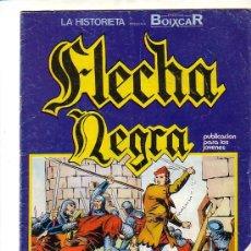 Tebeos: FLECHA NEGRA Nº 2 EDICIONES URSUS. Lote 12494901