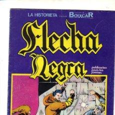 Tebeos: FLECHA NEGRA Nº 4 EDICIONES URSUS. Lote 12495014
