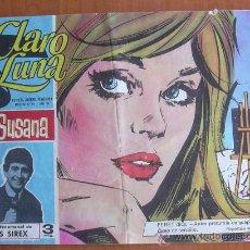 Tebeos: COLECCION CLARO DE LUNA Nº 469-HEY SUSANA. Lote 12596628