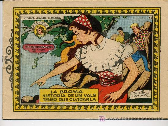 COLECCION AZUCENA Nº 60 AÑO 1958 (Tebeos y Comics - Toray - Azucena)