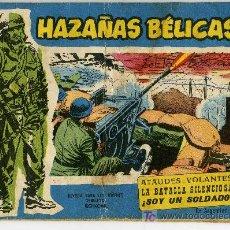 Tebeos: HAZAÑAS BELICAS Nº EXTRA 118 EDIDIONES TORAY. Lote 26380680
