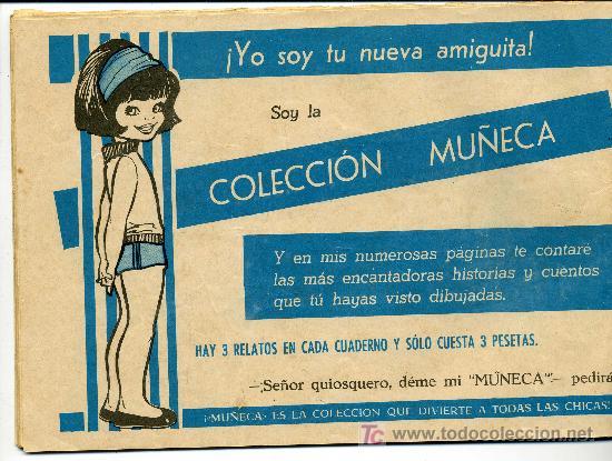 Tebeos: COLECCION AZUCENA Nº 60 AÑO 1958 - Foto 2 - 26290030