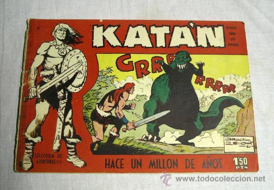 KATAN Nº 10, 14 Y 15 (Tebeos y Comics - Toray - Katan)