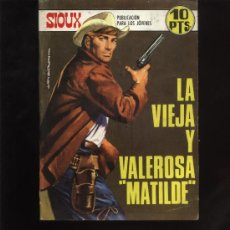 Tebeos: SIOUX Nº 116. Lote 13557203