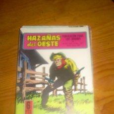 Tebeos: HAZAÑAS DEL OESTE Nº 227 - EDICIONES TORAY 1970. Lote 26790812