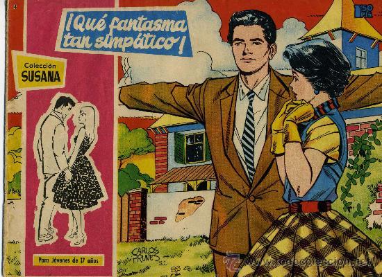 COLECCIÓN SUSANA - Nº 4 - EDICIONES TORAY (Tebeos y Comics - Toray - Susana)