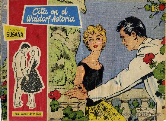 COLECCIÓN SUSANA - Nº 13 - EDICIONES TORAY (Tebeos y Comics - Toray - Susana)