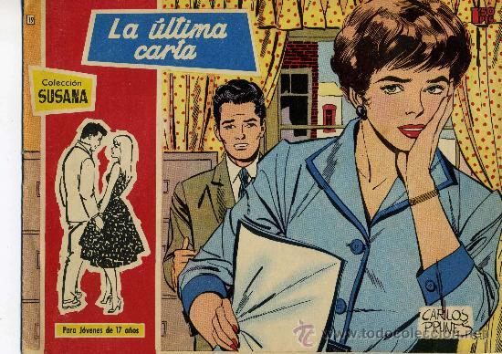 COLECCIÓN SUSANA - Nº 19 - EDICIONES TORAY (Tebeos y Comics - Toray - Susana)