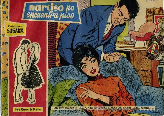 COLECCIÓN SUSANA - Nº 50 - EDICIONES TORAY (Tebeos y Comics - Toray - Susana)