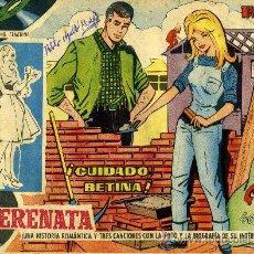 Tebeos - SERENATA - nº 156 - Revista Juvenil Femenina - Ed. Toray 1959 - 13616059