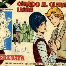 Tebeos: SERENATA - Nº 183 - REVISTA JUVENIL FEMENINA - ED. TORAY 1959. Lote 13616183
