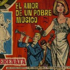 Tebeos: SERENATA - Nº 251 - REVISTA JUVENIL FEMENINA - ED. TORAY 1959. Lote 13616467